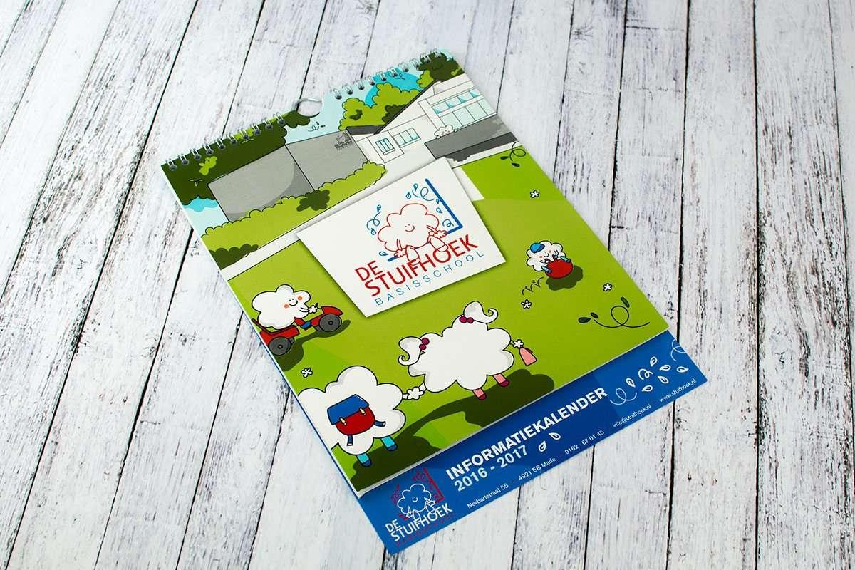Schoolkalender Stuifhoek